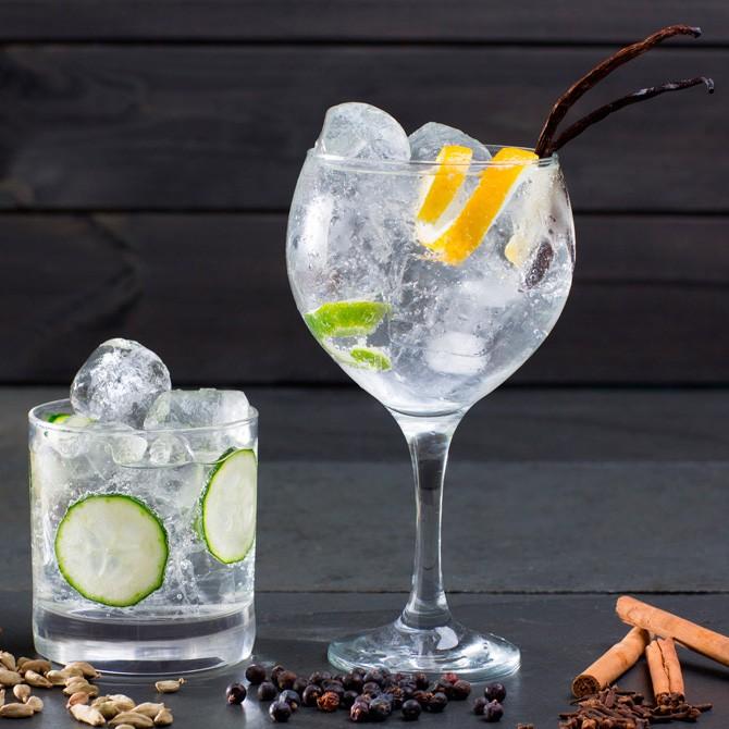 Gin & Tonic Set