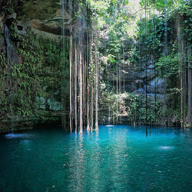 Cenotes por la Riviera