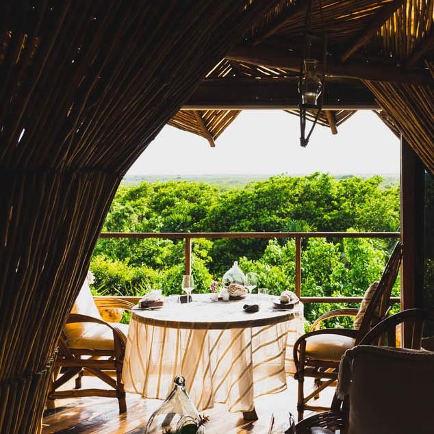 Cena Romántica en la Riviera Maya