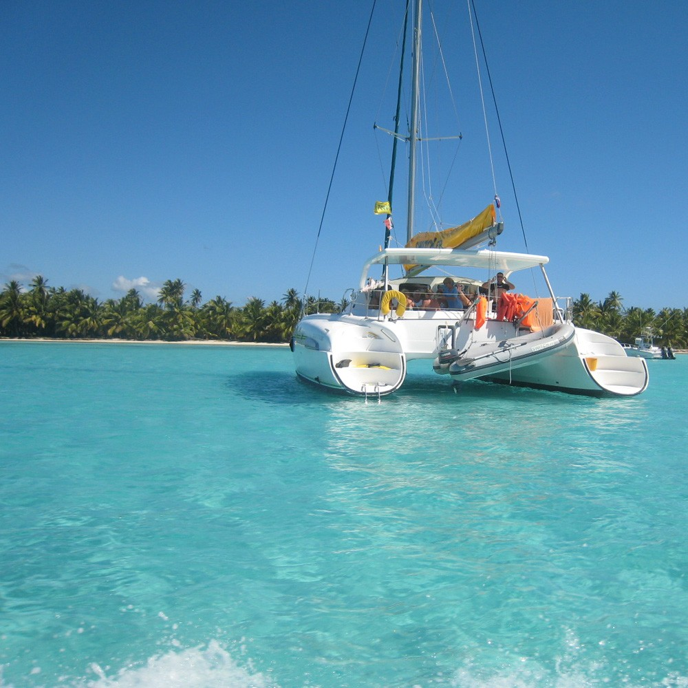 Catamaran a Isla Mujeres