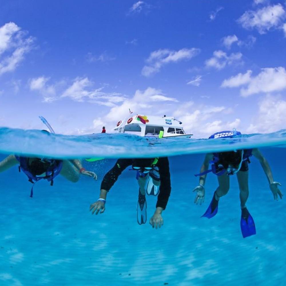 Snorkel Adventure Riviera Maya