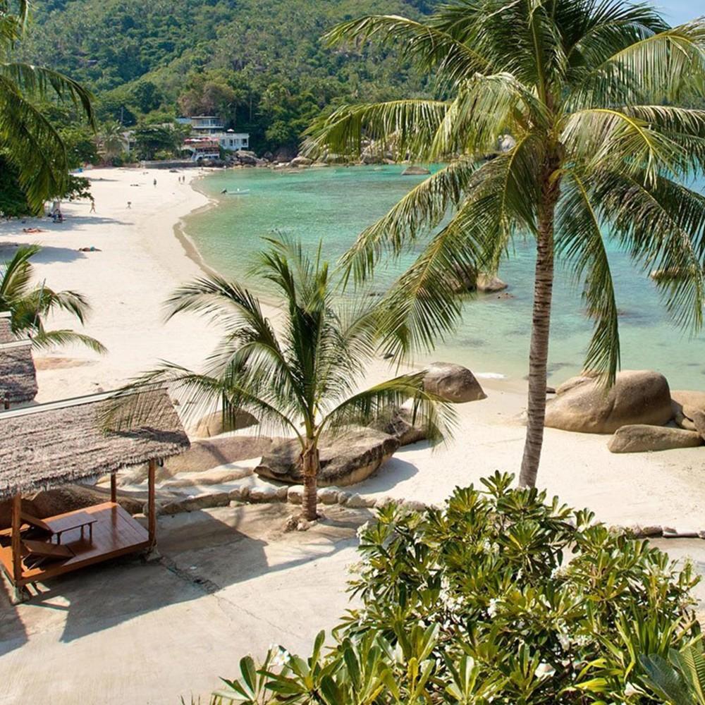 Relajación y drinks en Koh Samui