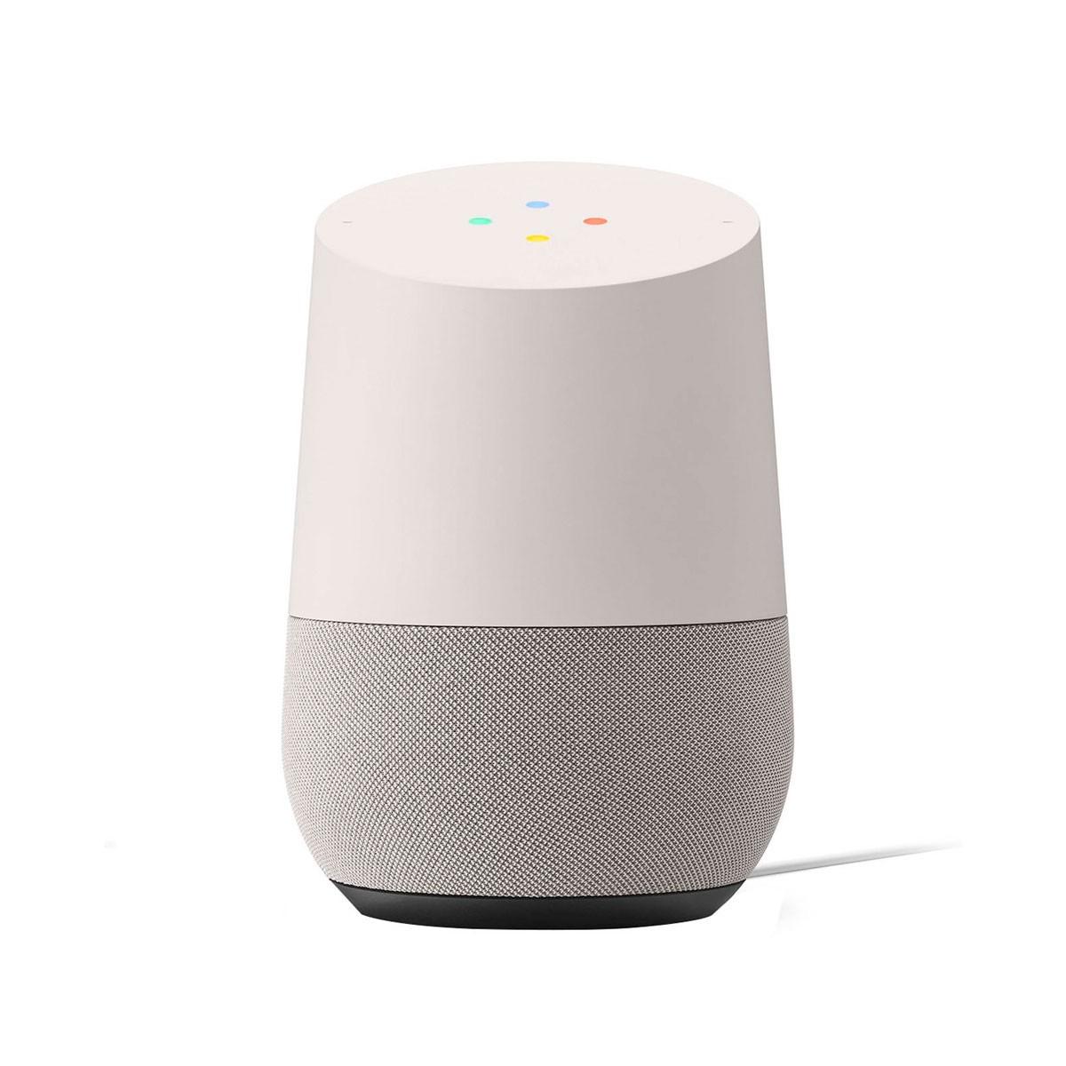 Google Home blanco