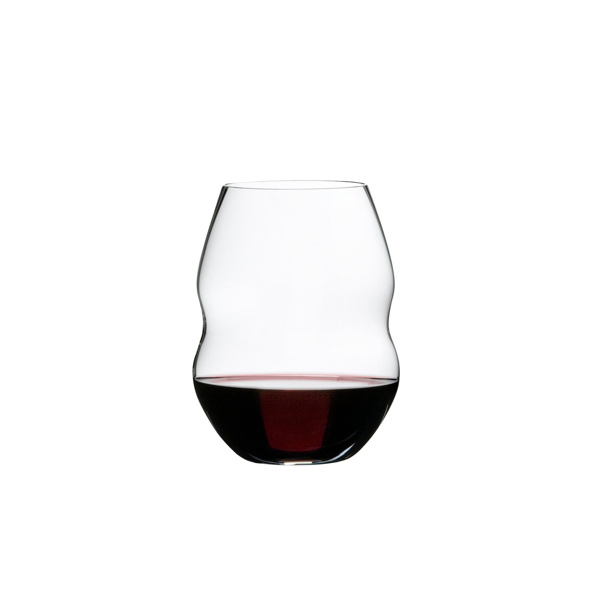 Vaso Vaso de Vino Swirl Tinto set de 12 SOLO DISPONIBLE EN CDMX