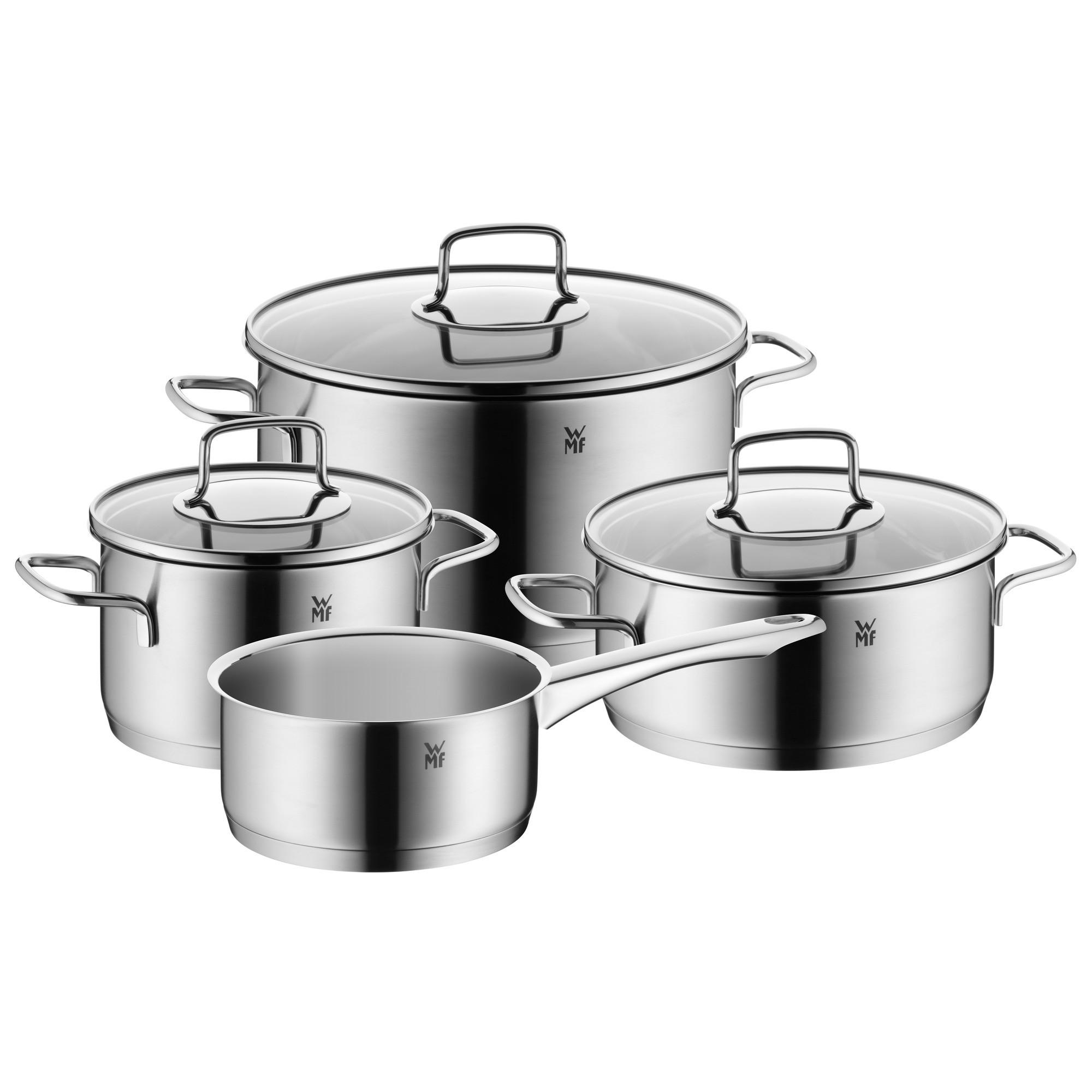Batería cocina 4 piezas Merano