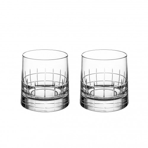 Vaso doble Old Fashion Graphik - Set de 2