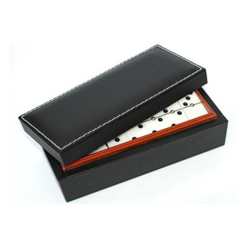 Domino piel chocolate