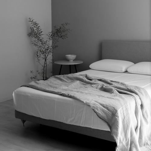 Base de cama y cabecera Lana Matrimonial