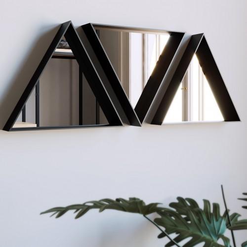 Set de espejos Actinio