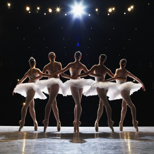 Tickets para el ballet