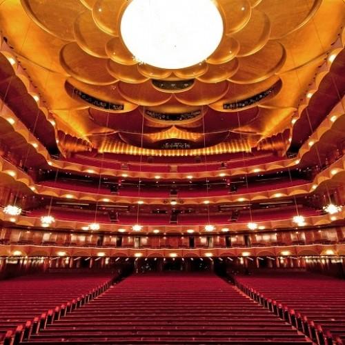 Tickets para la ópera