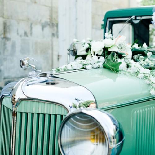 Renta de coche vintage