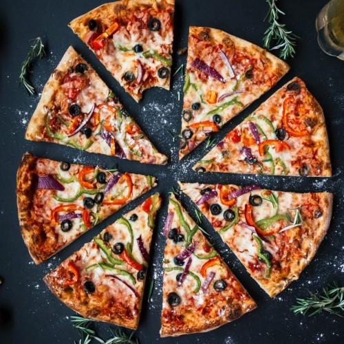 Noche de pizza
