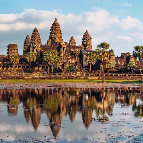 Templos de Siem Riep Camboya