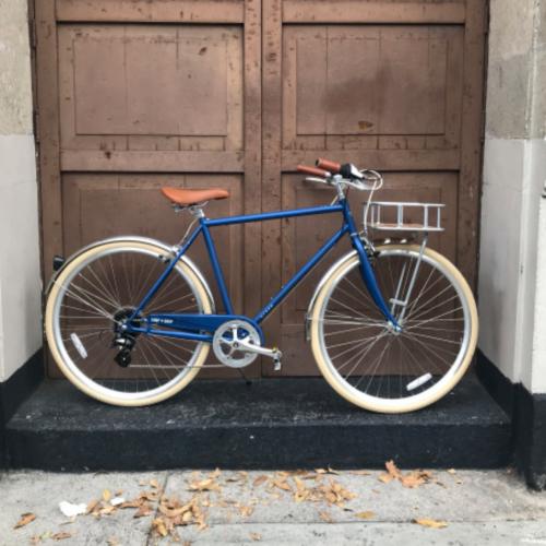 Don Juan City Bike Men Azul