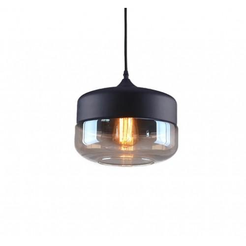 Lámpara Arty Grande Negro