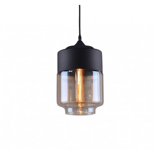Lámpara Arty Mediana Negro