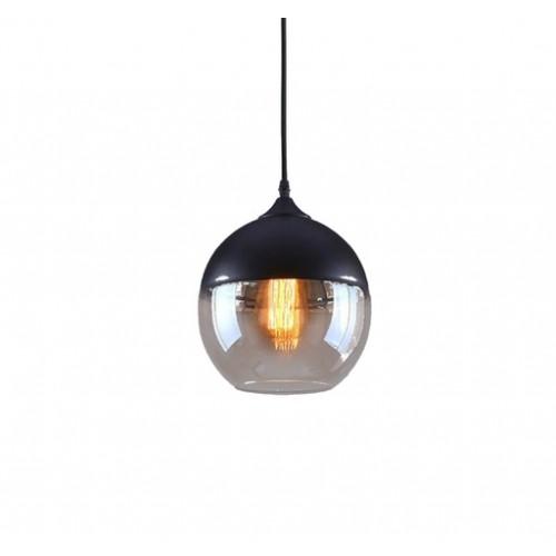 Lámpara Arty Redonda Negro