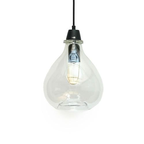 Lámpara Gota transparente