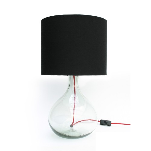 Lámpara Tuukul transparente