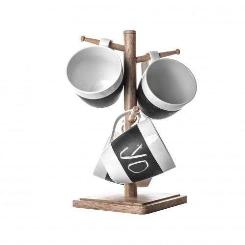 Myo Rack Set de tazas personalizables con rack