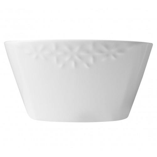 Set de 4 Bowls redondos de porcelana