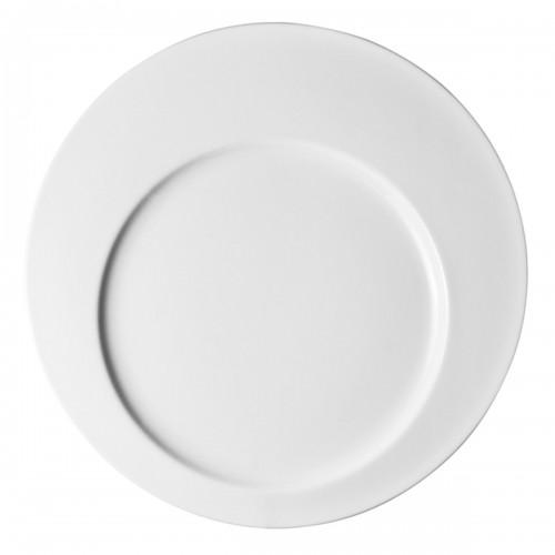 Set de 6 Platos redondos de porcelana