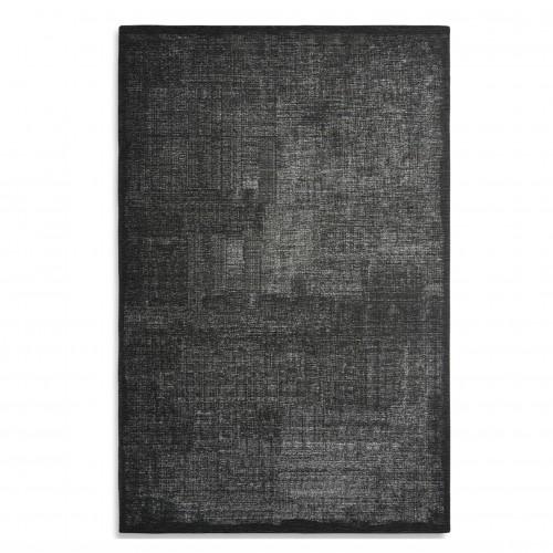 Tapete Tapal Negro 1.60 x 2.30