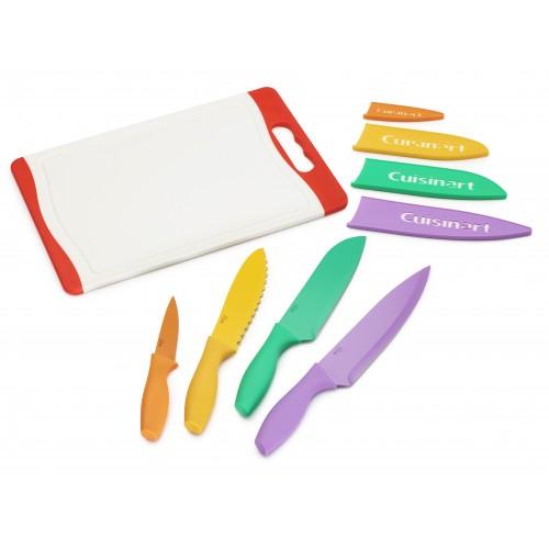 Set de cuchillos con tabla