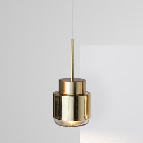 Lámpara Cupallo Brass