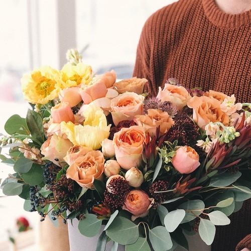 Taller de Flores 'Las Flores de Jacinta' con Lupina Becerra test