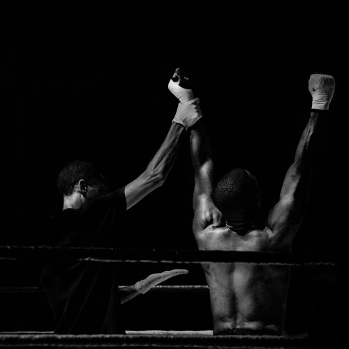 Clínica familiar de Boxeo con un campeón o excampeón de Box