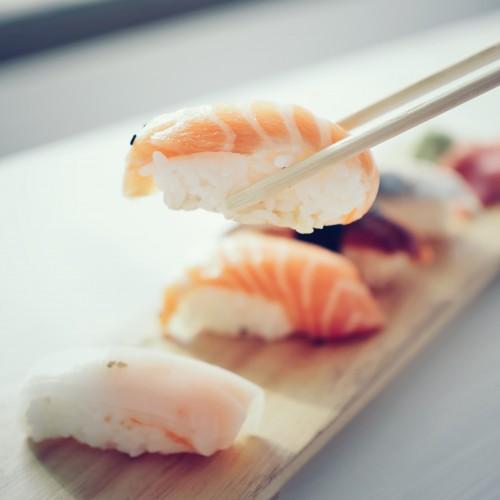 Clase de sushi privada para 2 personas