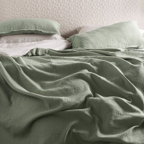 Coverlet King Size Menta