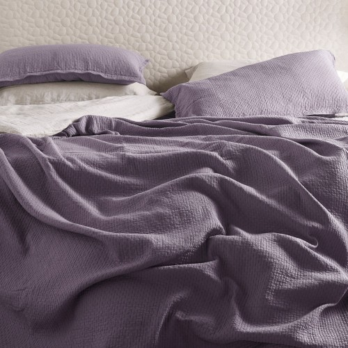 Coverlet King Size Lavanda