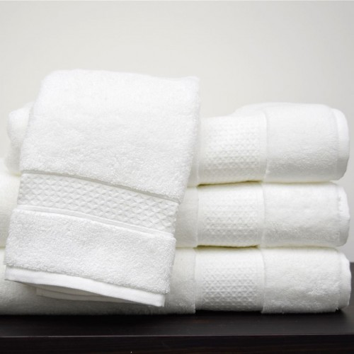 Set de Toallas Blanco Liso