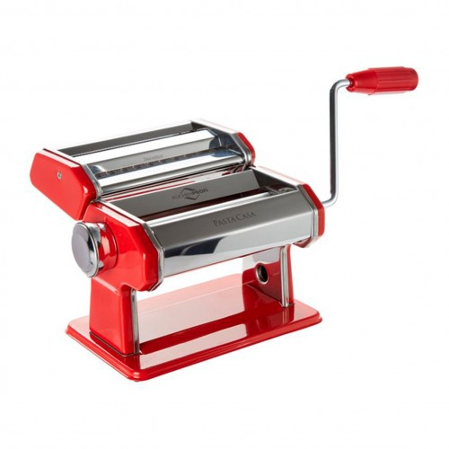 Máquina para Pasta Roja con Tres Rodillos