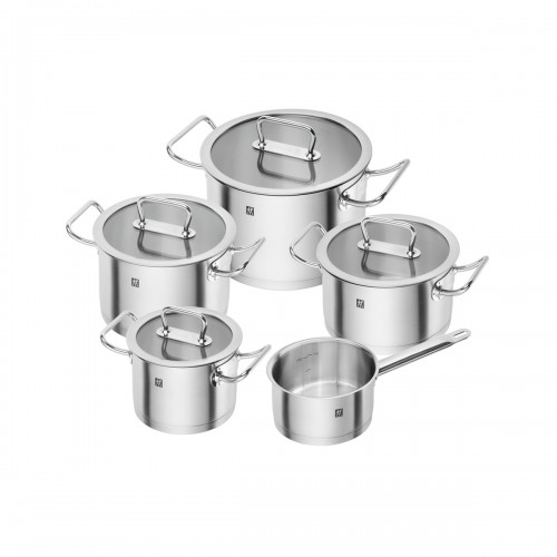Batería de Cocina Trueflow de 9 piezas