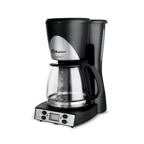 Cafetera 12 tazas negro