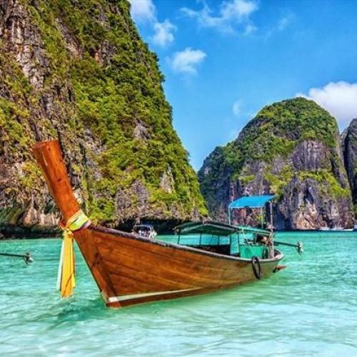 Islas Phi Phi en ferri