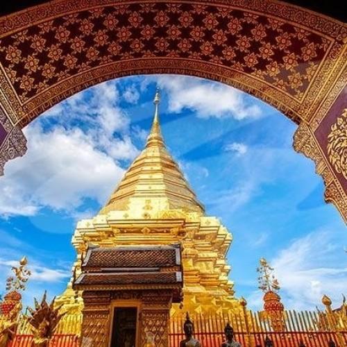 Templo Doi Suthep y los templos de la ciudad con almuerzo