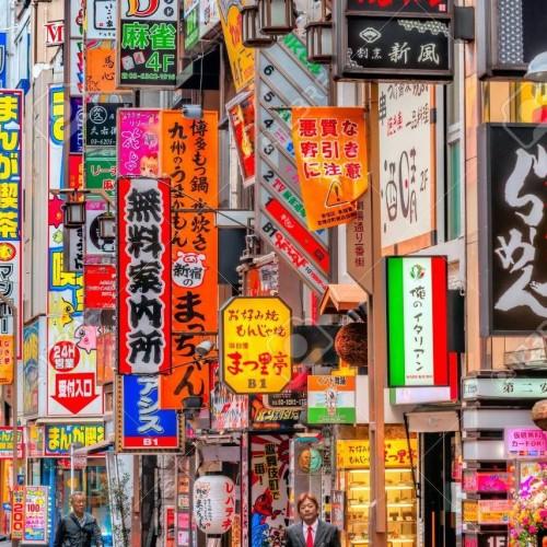 Tokio en un día