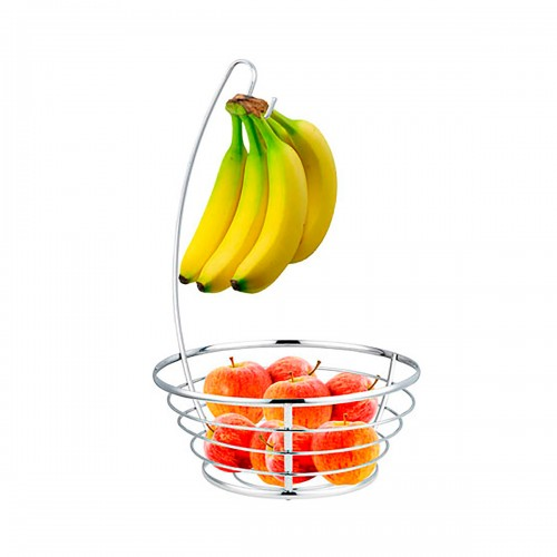 Frutero con gancho para plátano