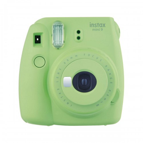 Cámara Instax mini 9 lime green