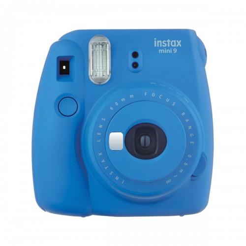 Cámara Instax mini 9 cobalt blue