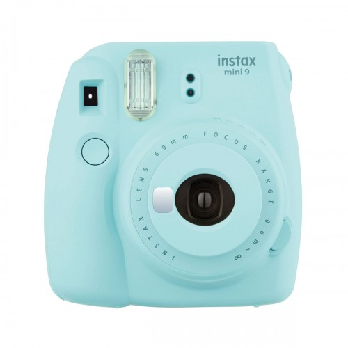 Cámara Instax mini 9 ice blue
