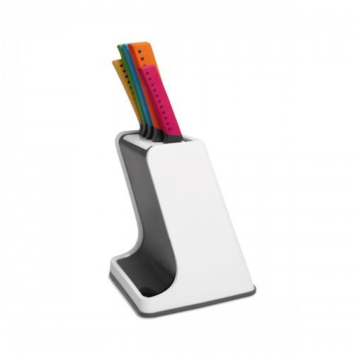 Set de cuchillos multicolor 6 piezas