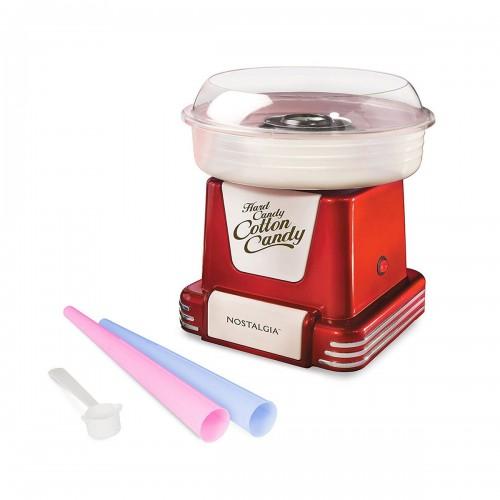 Máquina de algodón de azúcar retro