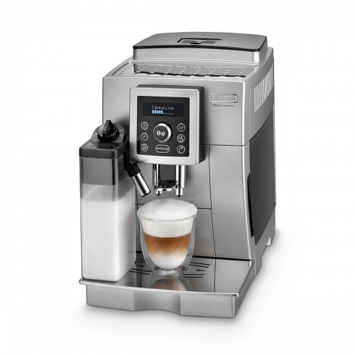 Cafetera automática Silver Compact