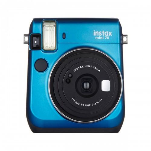 Cámara instantánea Instax mini 70 Azul